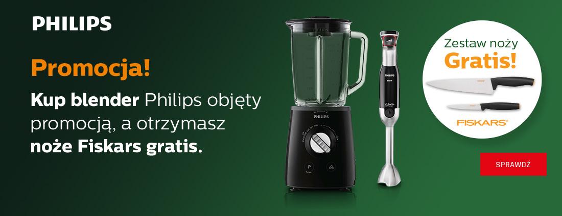 Philips - Zestaw noży gratis !