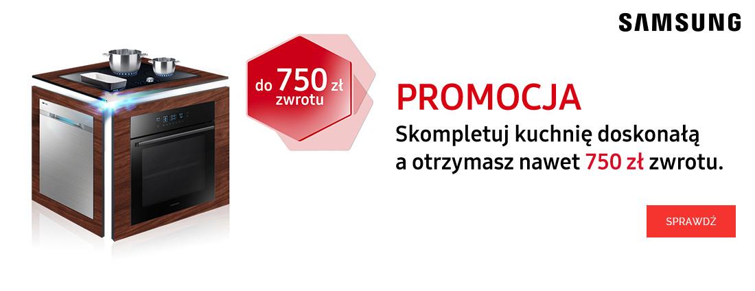 Samsung - Zwrot nawet 750 zł
