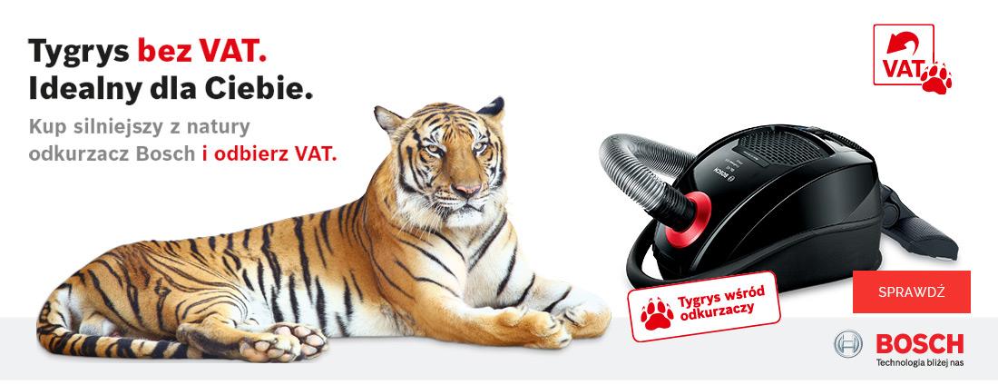 Bosch - Tygrys bez vat