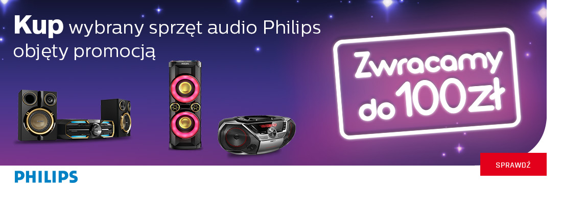 Philips Cash Back Audio