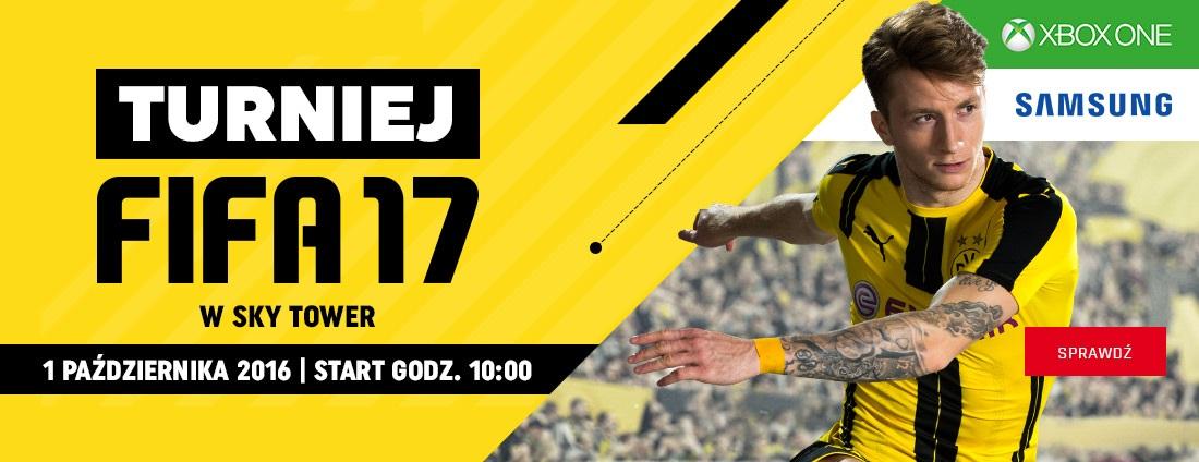 Turniej FIFA17!