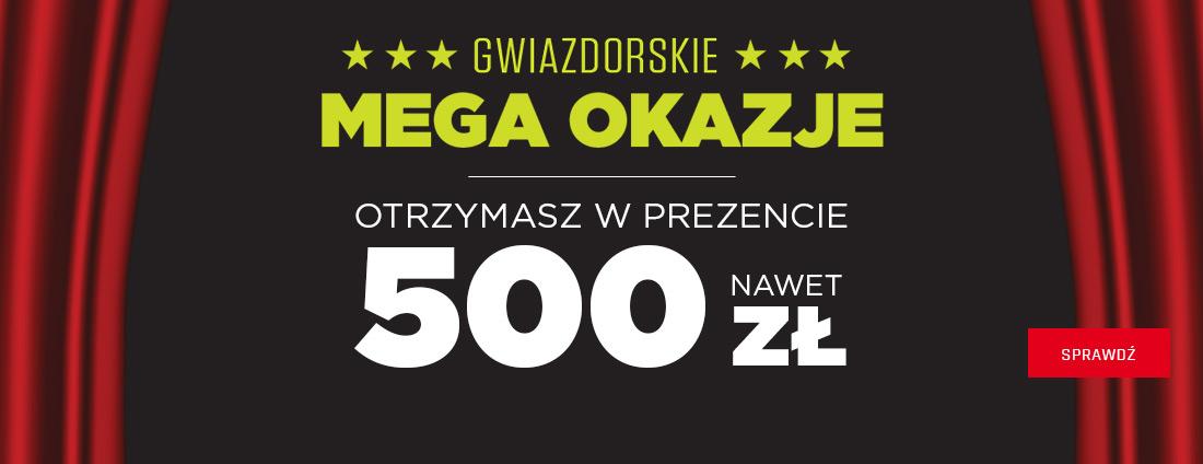 Gwiazdorskie Mega Okazje