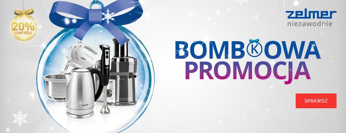 Zelmer bombkowa promocja