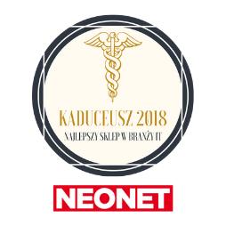 NEONET.PL w TOP10 najlepszych sklepów w branży