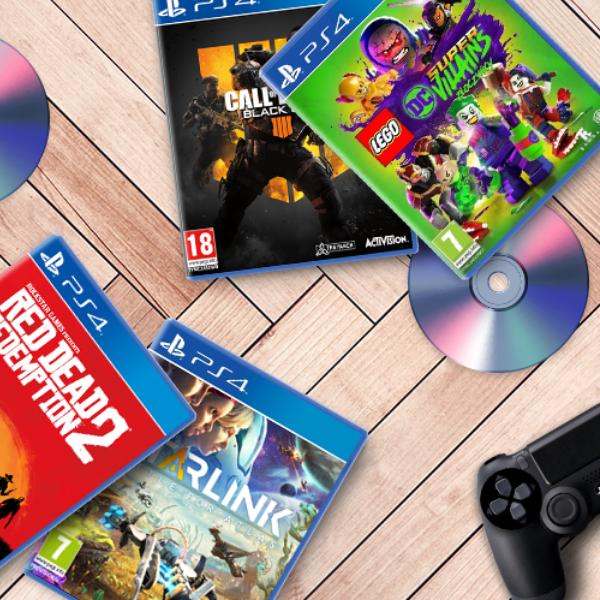 Październikowe premiery gamingowe