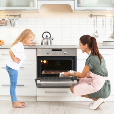 12 funkcji, które znajdziesz w nowoczesnych kuchenkach wolnostojących