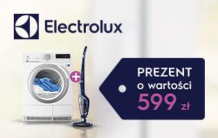 Electrolux + odkurzacz gratis