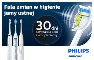Philips - Satysfakcja gwarantowana