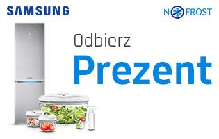 Samsung -  Pojemnik w prezencie