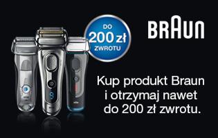 Braun Cashback Listopad