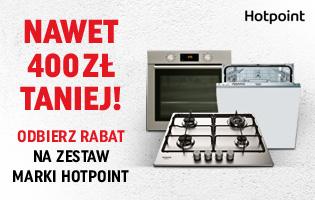 Hotpoint - Więcej kupujesz więcej zyskujesz