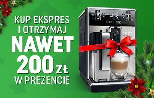 G2 200 zł za zakup ekspresu