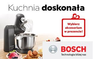 Kuchnia doskonała Bosch
