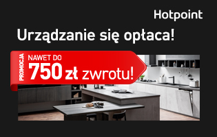 Hotpoint - Urządzanie się opłaca