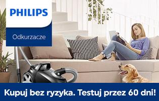 Philips odkurzacze