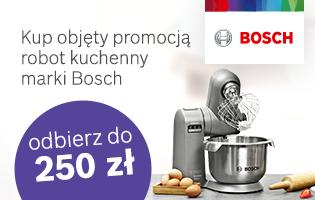 Bosch - gotuj jak szef kuchni