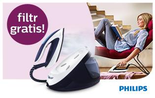 Philips - Filtr w prezencie