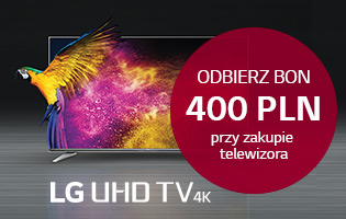 LG Cash Back  - TV 4K UHD
