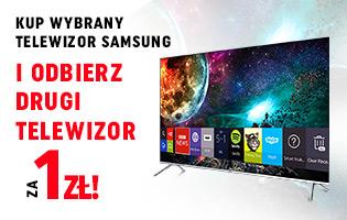 Drugi telewizor za 1 zł!