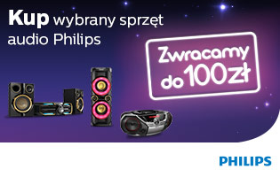 Philips Cash Back AV