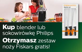 Philips - noże Fiskars