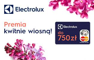 Electrolux Kwitnie Wiosna