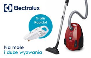 Electrolux - Na małe i duże wyzwania