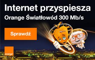 Internet Przyśpiesza