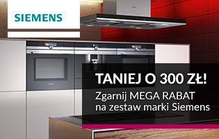 Siemens 300 zł rabatu za zestaw