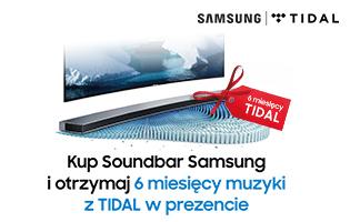 Samsung + Tidal