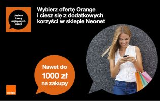 Neonet Z Orange Taniej