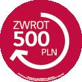 LG Cashback 500 zł