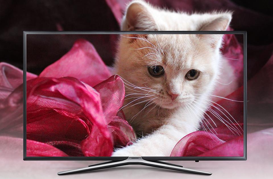 Samsung új szintjét realizmus.  Full HD