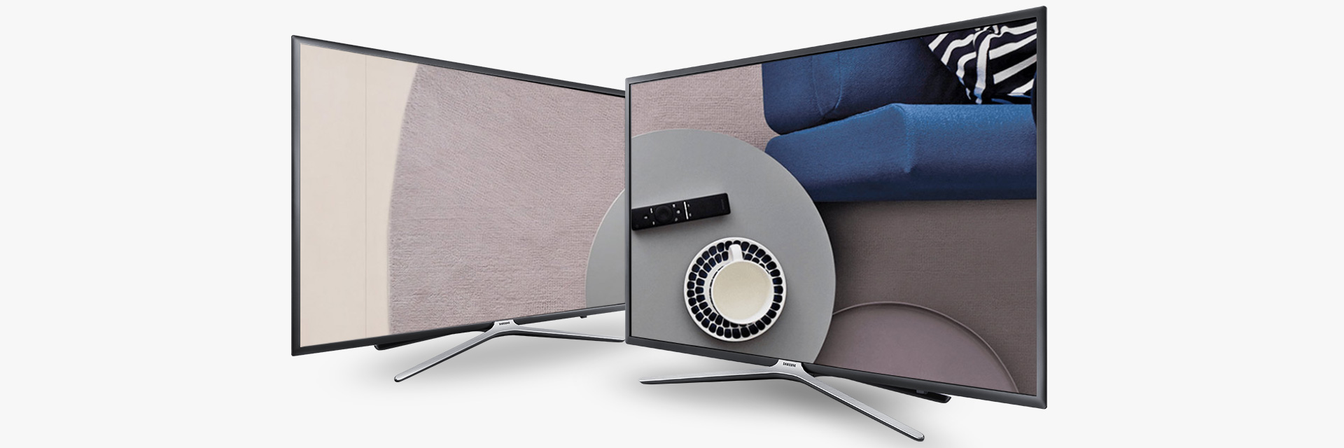 Tv Samsung M5500 stílusos design 1920x640