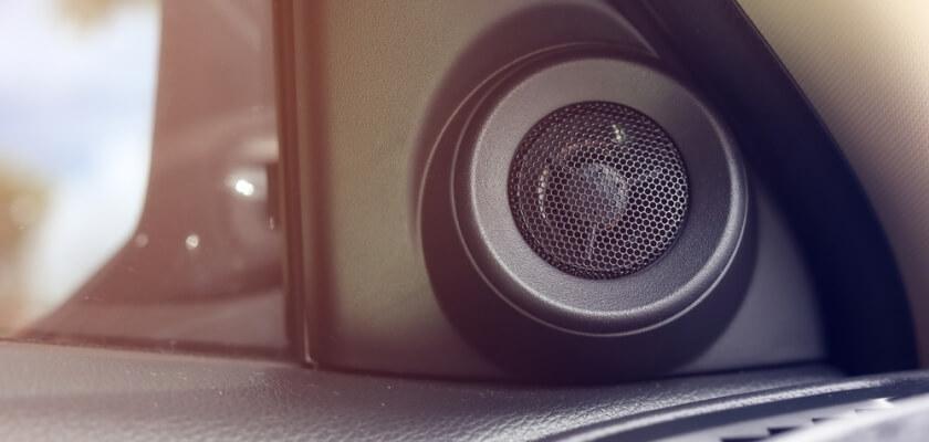 głośnik samochodowy