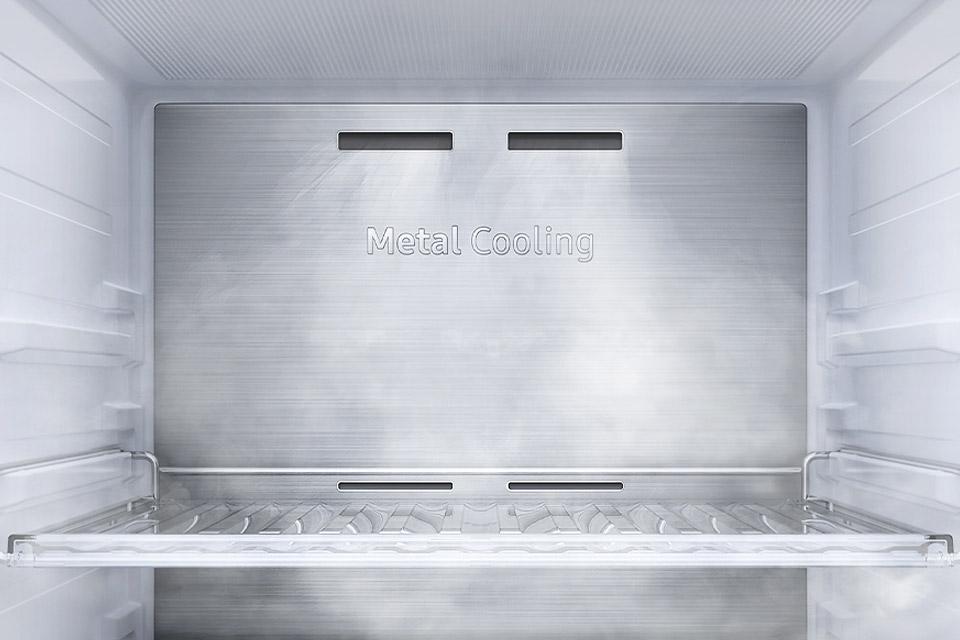 stabilizacja temperatury wewnątrz