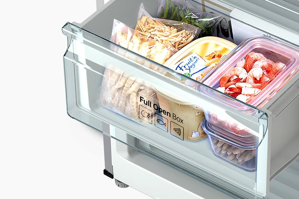 Samsung Wygodne rozwiązanie. Pojemne szuflady